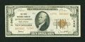 National Bank Notes:West Virginia, South Charleston, WV - $10 1929 Ty. 2 The First NB of SouthCharleston Ch. # 11340. ...