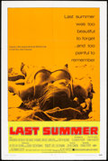 """Movie Posters:Drama, Last Summer (Allied Artists, 1969). One Sheet (27"""" X 41""""). Drama.. ..."""