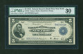 Fr. 782 $5 1918 Federal Reserve Bank Note PMG Very Fine 30