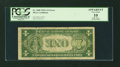 Error Notes:Inverted Reverses, Fr. 1608 $1 1935A Inverted Reverse Silver Certificate. PCGSApparent Very Good 10.. ...