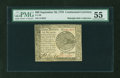Colonial Notes:Continental Congress Issues, Continental Currency September 26, 1778 $60 PMG About Uncirculated55....