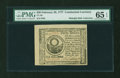 Colonial Notes:Continental Congress Issues, Continental Currency February 26, 1777 $30 PMG Gem Uncirculated 65 EPQ....