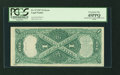 Error Notes:Large Size Errors, Fr. 37 $1 1917 Legal Tender PCGS Extremely Fine 45PPQ....