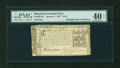 Colonial Notes:Maryland, Maryland January 1, 1767 $1/6 PMG Extremely Fine 40 EPQ....