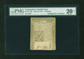 Colonial Notes:Connecticut, Connecticut May 10, 1770 5s PMG Very Fine 20 NET....