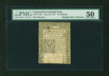 Colonial Notes:Connecticut, Connecticut May 10, 1770 40s PMG About Uncirculated 50....