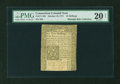 Colonial Notes:Connecticut, Connecticut October 10, 1771 10s PMG Very Fine 20 NET....