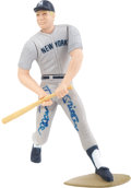 Autographs:Others, Mickey Mantle Signed Starting Lineup Figurine. ...