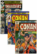 Bronze Age (1970-1979):Miscellaneous, Comic Books - Various Bronze Age Comics Box Lot (Various, 1970s)Condition: Average GD/VG.... (Total: 77 )