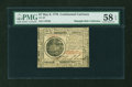Colonial Notes:Continental Congress Issues, Continental Currency May 9, 1776 $7 PMG Choice About Unc 58 EPQ....