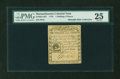 Colonial Notes:Massachusetts, Massachusetts 1779 1s6d PMG Very Fine 25....