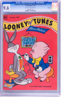 Golden Age (1938-1955):Cartoon Character, Looney Tunes and Merrie Melodies Comics #133 File Copy (Dell, 1952)CGC NM+ 9.6 Off-white to white pages....