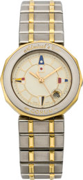 Timepieces:Wristwatch, Corum Lady's Two Tone Admiral Cup, circa 2000. ...