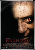 """Movie Posters:Crime, Hannibal (MGM, 2001). Bus Shelter (48"""" X 70""""). Crime.. ..."""