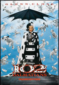 "Movie Posters:Children's, 101 Dalmatians (Buena Vista, 1996). Bus Shelter (48"" X 70""). Children's.. ..."