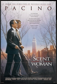 """Scent of a Woman (Universal, 1992). One Sheet (27"""" X 41""""). Drama"""