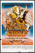 """Movie Posters:Comedy, Blazing Saddles (Warner Brothers, 1974). One Sheet (27"""" X 41""""). Comedy.. ..."""