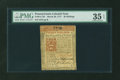 Colonial Notes:Pennsylvania, Pennsylvania March 20, 1771 20s PMG Choice Very Fine 35 EPQ....