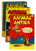 Golden Age (1938-1955):Funny Animal, Animal Antics #2-9 Group (DC, 1946-47).... (Total: 8 Comic Books)