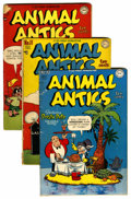 Golden Age (1938-1955):Funny Animal, Animal Antics #10-23 Group (DC, 1946-49) Condition: Average VG-....(Total: 15 Comic Books)