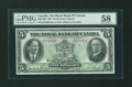 Canadian Currency: , Montreal, PQ- The Royal Bank of Canada $5 Jan. 3, 1927 Ch.630-14-04 . ...