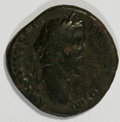 Ancients:Ancient Lots  , Ancients: Roman Imperial. Lot of seven silver and bronze coins....(Total: 7 coins)