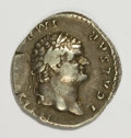 Ancients:Ancient Lots  , Ancients: Roman Imperial. Lot of four silver coins.... (Total: 4 coins)