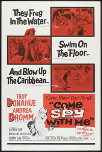 "Come Spy with Me Lot (20th Century Fox, 1967). One Sheets (2) (27"" X 41""). Action"