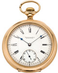 Timepieces:Pocket (pre 1900) , E. Howard & Co. Deer Grade Series VIII Pocket Watch, circa1890. ...