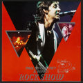 "Movie Posters:Rock and Roll, Rockshow (Miramax, 1980). Japanese Program (11.75"" X 11.75""). Rockand Roll.. ..."