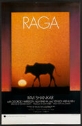 "Movie Posters:Documentary, Raga (New Line, 1972). Poster (11"" X 17""). Documentary.. ..."