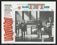 """The Big T.N.T. Show (American International, 1966). Lobby Card Set of 8 (11"""" X 14""""). Rock and Roll. ... (Total..."""