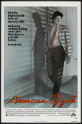 "Movie Posters:Drama, American Gigolo (Paramount, 1980). One Sheet (27"" X 41""). Drama.. ..."