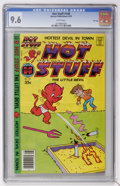 Bronze Age (1970-1979):Cartoon Character, Hot Stuff, the Little Devil #148 File Copy (Harvey, 1979) CGC NM+9.6 White pages....