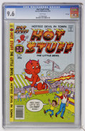 Bronze Age (1970-1979):Cartoon Character, Hot Stuff, the Little Devil #150 File Copy (Harvey, 1979) CGC NM+9.6 White pages....