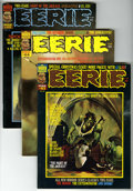 Magazines:Horror, Eerie Group (Warren, 1975-79) Condition: Average VF/NM.... (Total: 18 Comic Books)