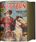 Pulps:Western, Thrilling Western January-June '38 Bound Volume (Better Publications, 1938)....