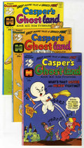 Bronze Age (1970-1979):Cartoon Character, Casper's Ghostland File Copies Group (Harvey, 1975-77) Condition:Average NM.... (Total: 7 )