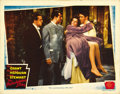 "Movie Posters:Romance, The Philadelphia Story (MGM, 1940). Lobby Card (11"" X 14""). ..."