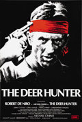 "Movie Posters:Academy Award Winner, The Deer Hunter (Universal, 1978). British One Sheet (27"" X 40"")...."