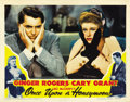 "Movie Posters:Comedy, Once Upon a Honeymoon (RKO, 1942). Lobby Cards (3) (11"" X 14""). ...(Total: 3 Items)"