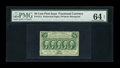 Fractional Currency:First Issue, Fr. 1311 50¢ First Issue PMG Choice Uncirculated 64 EPQ....