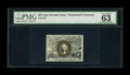 Fractional Currency:Second Issue, Fr. 1322 50¢ Second Issue PMG Choice Uncirculated 63 EPQ....