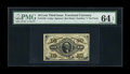 Fractional Currency:Third Issue, Fr. 1252 10¢ Third Issue PMG Choice Uncirculated 64 EPQ....
