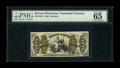 Fractional Currency:Third Issue, Fr. 1346 50¢ Third Issue Justice PMG Gem Uncirculated 65 EPQ....
