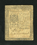 Colonial Notes:Pennsylvania, Pennsylvania December 8, 1775 20s Very Good....