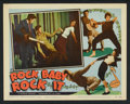 "Movie Posters:Rock and Roll, Rock Baby Rock It (Freebar Distributors Inc., 1957). Lobby Card Setof 8 (11"" X 14""). Rock and Roll.. ... (Total: 8 Items)"