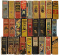 Golden Age (1938-1955):Miscellaneous, Big Little Book Group (Whitman, 1934-46) Condition: Average GD....