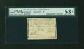 Colonial Notes:North Carolina, North Carolina April 2, 1776 $2 Deer PMG About Uncirculated 53EPQ....