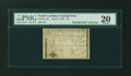 Colonial Notes:North Carolina, North Carolina April 2, 1776 $4 Bee PMG Very Fine 20....